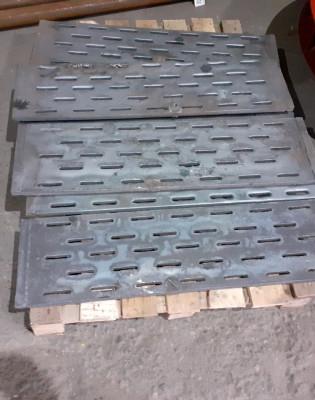 Чугунный колосник (колосниковая решетка) 910 250 (910х250)