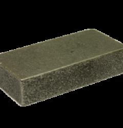 чугунный кирпич 230/115/50мм для бани