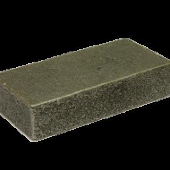 чугунный кирпич 180/90/40мм для бани