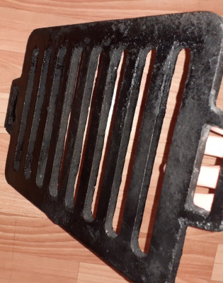 решетка гриль чугунная ( для мангала и др.)