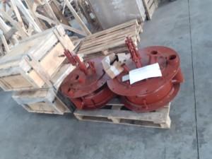 Газомазутная горелка ГМ-4,5 (ГМ 4,5м)