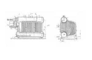 Паровой котел ДЕ-10-14 ГМ-О