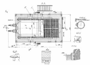 Паровой котел ДКВР 4-13С (ДКВР 4-13ГМ)