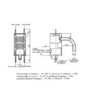 Холодильник отбора проб (охладитель проб воды) Ду 108