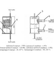 Холодильник отбора проб (охладитель проб воды) Ду 76