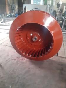 Рабочее колесо дымососа Д(ВД) 12